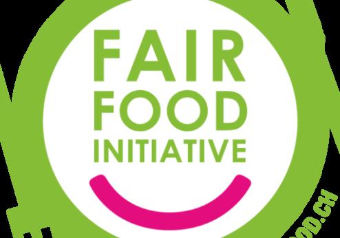 Für Fair-Food werben