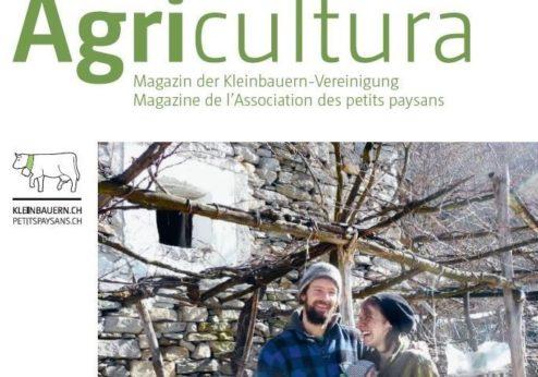 Neues, zweisprachiges Magazin «Agricultura»