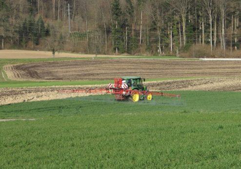 Ja zu einer fortschrittlichen Schweiz ohne Pestizide