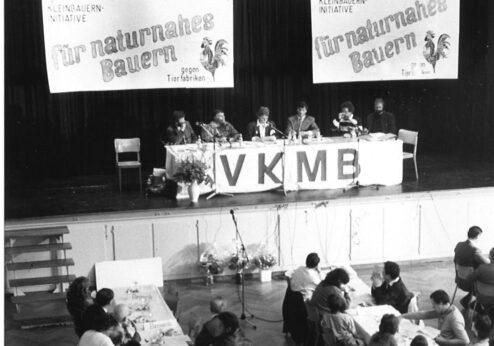 40 Jahre Kleinbauern-Vereinigung