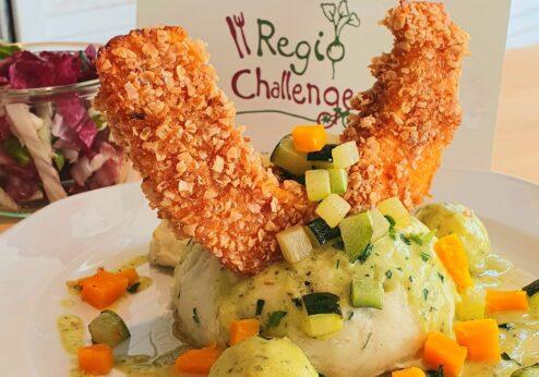 Regio Challenge bewegte Food- und Gastroszene