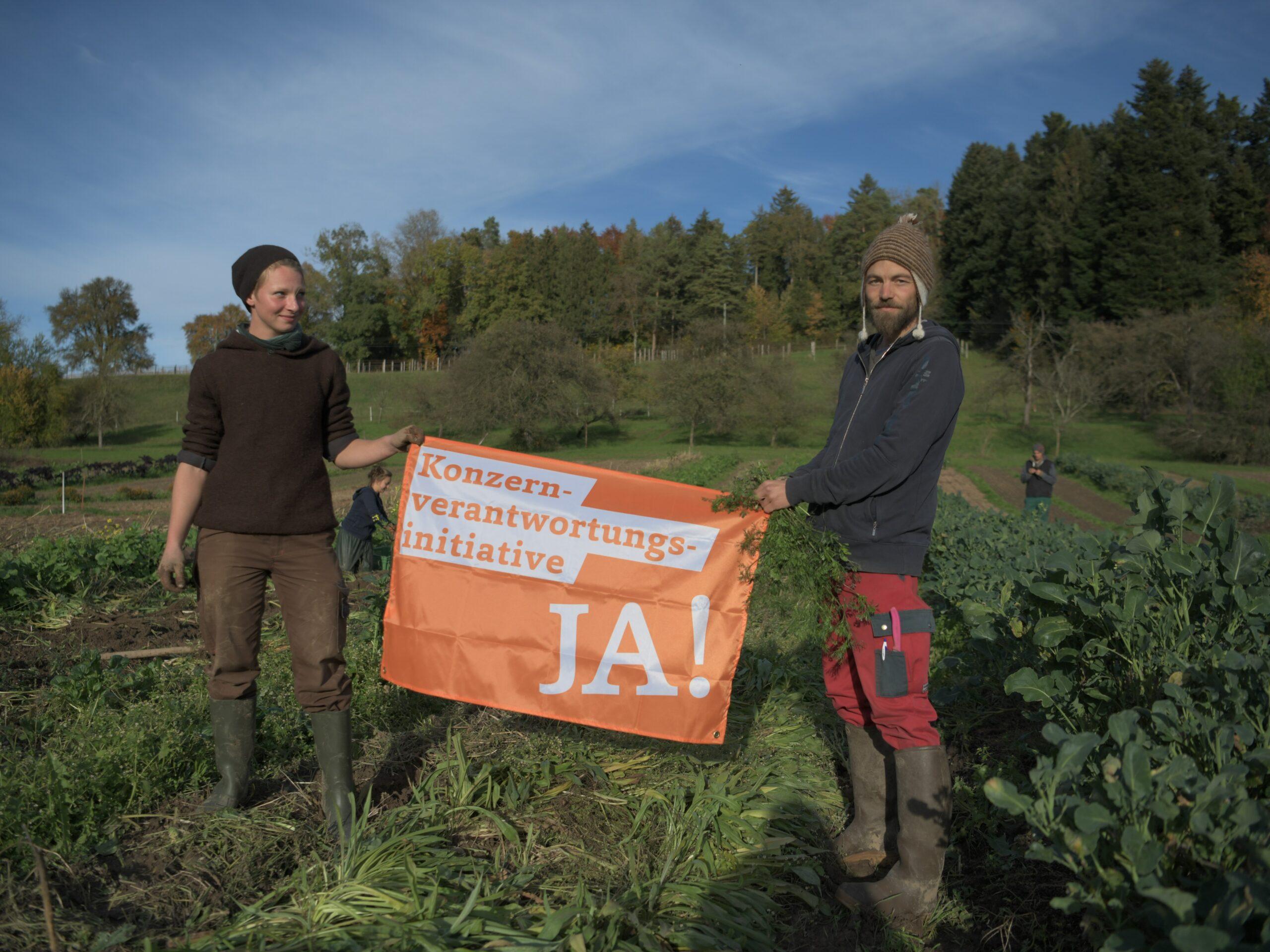 Bäuerinnen und Bauern für Konzernverantwortung